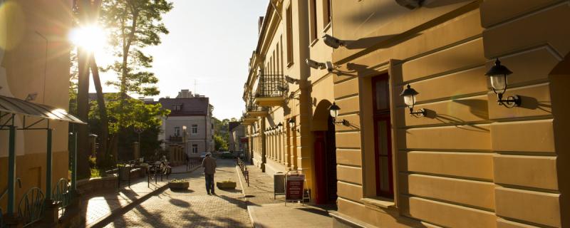 Grodno - miasto królów