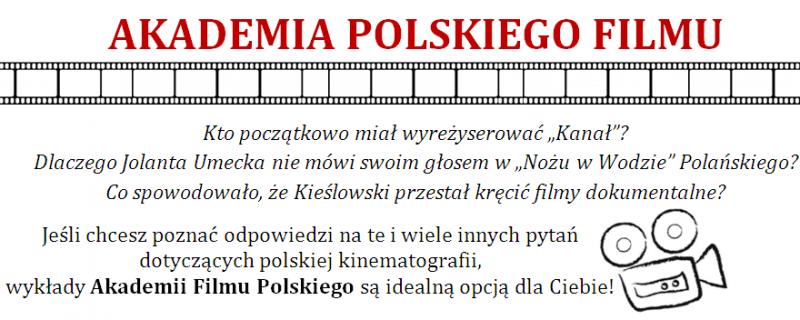 AKADEMIA POLSKIEGO FILMU