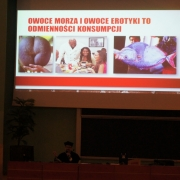 """Wykład doc. Henryka Lewandowsiego - """"Zakazana tematyka w turystyce"""" - 15.05.2015"""