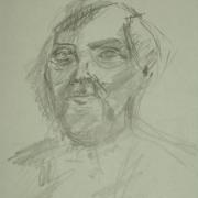 E. Madej - Portret