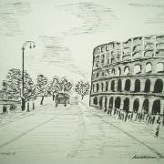 W. Jeryś - Koloseum