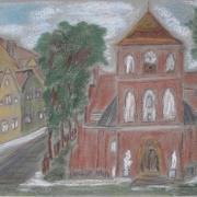 Mirosława Klepacka<br /> (pastel)