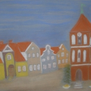 Jadwiga Kraszewska<br /> (pastel)