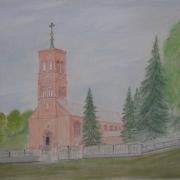 Kalicka Krystyna - pastel
