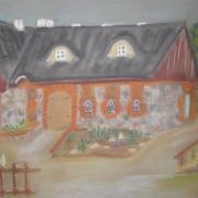 Kusińska Alicja - pastel