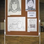 Autorki prac (od lewej, od góry): Joanna Olechnowicz, Krystyna Czarny, Joanna Olechnowicz, Helena Wyrzykowska