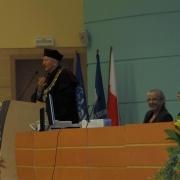 Prorektor ds. Studenckich prof. Józef Włodarski / Agnieszka Nikodem