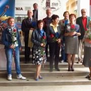 """Laureaci konkursu """"Kolorowy trzeci wiek"""" – Toruń 2015"""