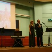 Zofia Kotlicka i Wojciech Lewandowski