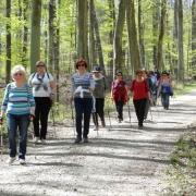 I Rajd Nordic Walking 9
