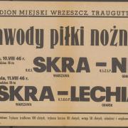 Afisz z 1946
