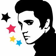 Elvis. Clker-Free-Vector-Images z Pixabay