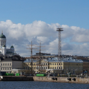 Panorama Helsinek. Fot. z pixabay