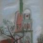 Gan Aleksandra - Sopot ( pastel )