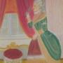 Gawieńczyk Ludmiła - Dom Uphagena ( pastel )