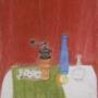 Cegielska Bogumiła - Martwa natura (pastel)