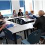 Grupa lektoratu języka francuskiego - zajęcia dydaktyczne