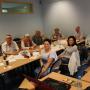 Spotkanie grupy wolontariatu przu GUTW UG